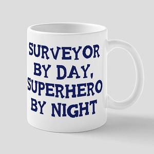 Surveyor by day Mug