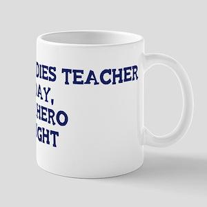 Religious Studies Teacher by Mug