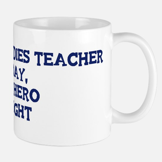 Religious Studies Teacher by Mug