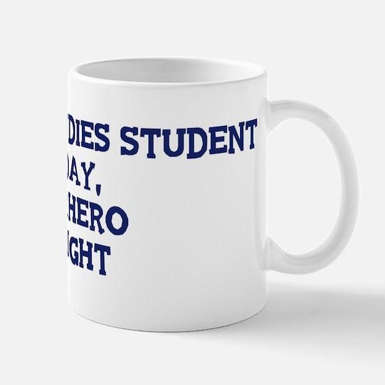 Religious Studies Student by Mug