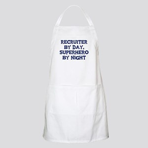 Recruiter by day BBQ Apron