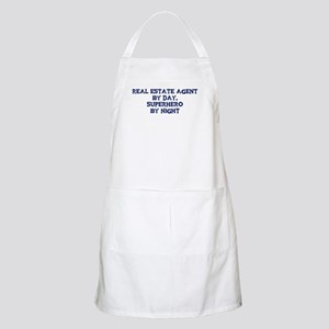 Real Estate Agent by day BBQ Apron