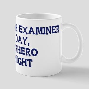 Polygraph Examiner by day Mug