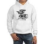 Futuristic Collection Hooded Sweatshirt