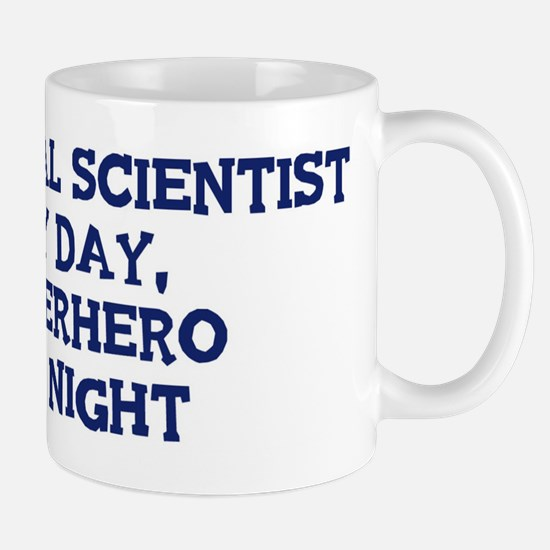 Political Scientist by day Mug