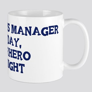 Operations Manager by day Mug