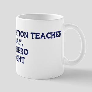 Physical Education Teacher by Mug