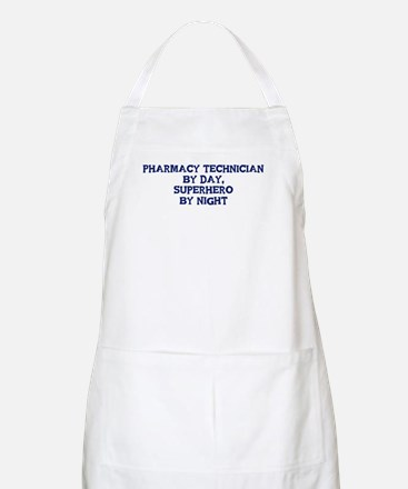Pharmacy Technician by day BBQ Apron