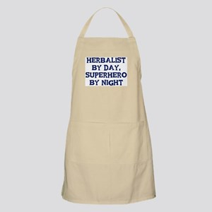 Herbalist by day BBQ Apron