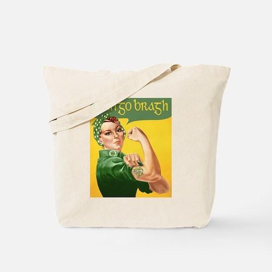 Erin Go Bragh Rosie Tote Bag
