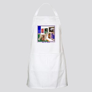 Soft Coated Wheaten Terrier BBQ Apron