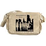 Roadkillnyc Babe City Messenger Bag