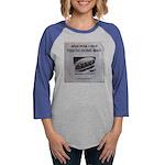 Meatball Sandwich Long Sleeve T-Shirt