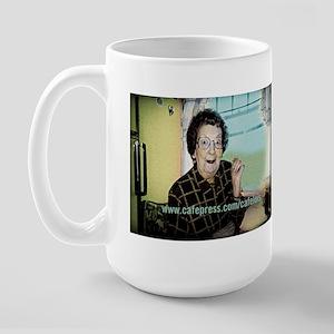 """Lois"" Large Mug"