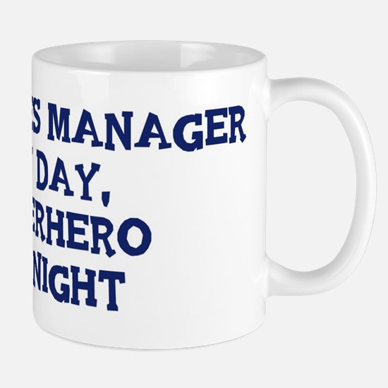 Facilities Manager by day Mug
