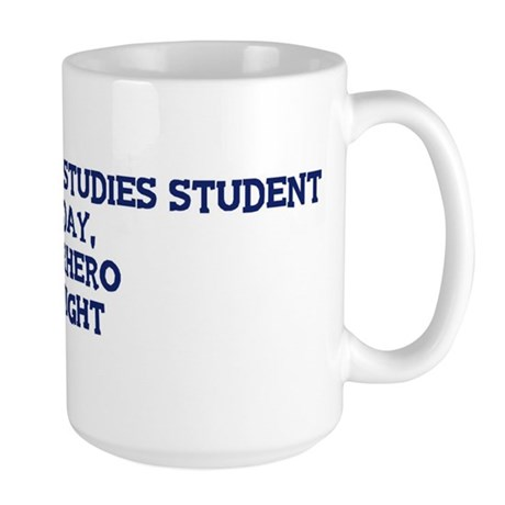 Environmental Studies Student Large Mug