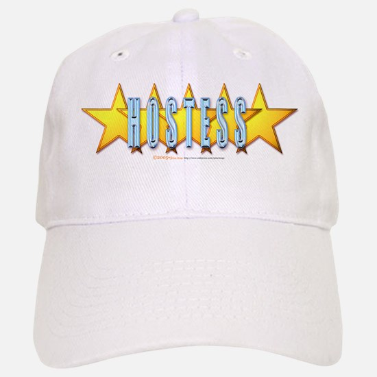 5 Star Hostess Baseball Baseball Cap