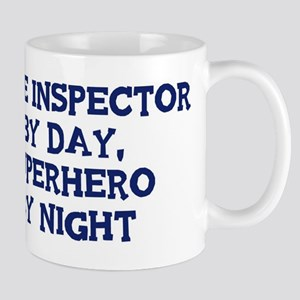Home Inspector by day Mug