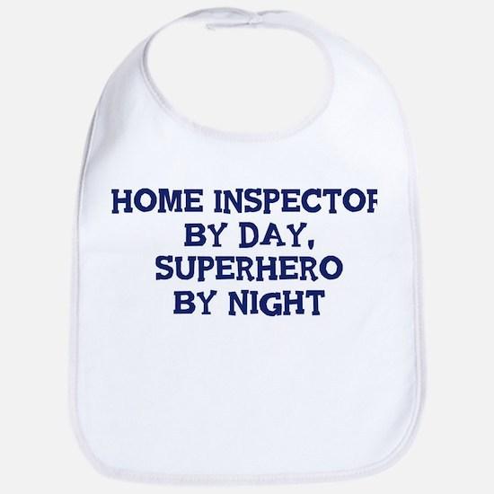 Home Inspector by day Bib