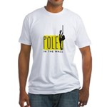 Pole In The Wall Color T-Shirt