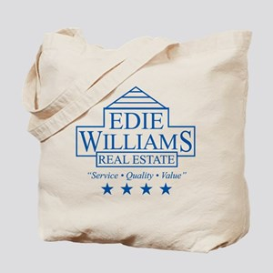 Edie Williams Real Estate Tote Bag