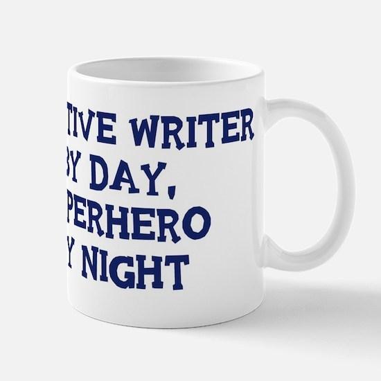 Creative Writer by day Mug