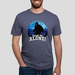 Bigfoot Leave Me Alone Hide & Seek Cha T-Shirt