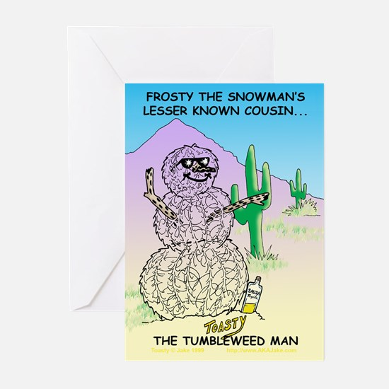 Toasty Greeting Cards (Pk of 10)