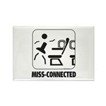*NEW DESIGN* Miss-Connected Rectangle Magnet (100