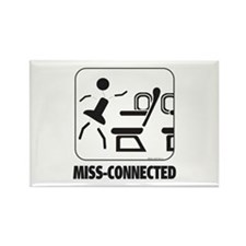 *NEW DESIGN* Miss-Connected Rectangle Magnet