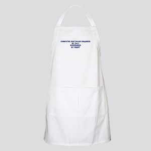 Computer Software Engineer by BBQ Apron