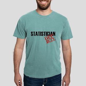 Off Duty Statistician T-Shirt