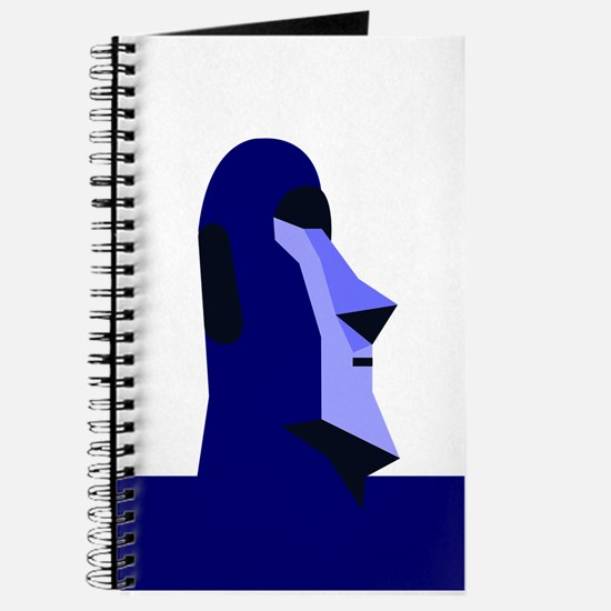 Cute Easter island Journal