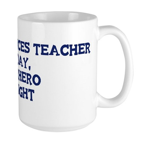 Animal Sciences Teacher by da Large Mug