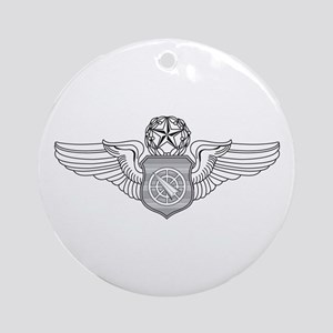 Battle Manager Ornament (Round)