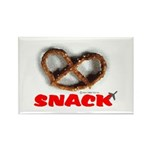 *NEW DESIGN* Snack! Rectangle Magnet (100 pack)