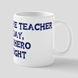 Agriculture Teacher by day Mug