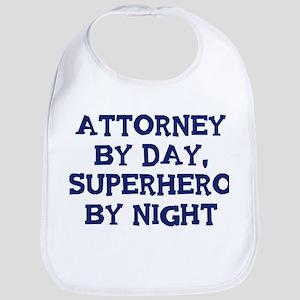 Attorney by day Bib
