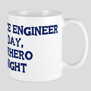 Aerospace Engineer by day Mug