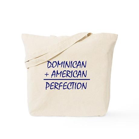 Dominican American heritage Tote Bag