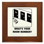 *NEW DESIGN* What's Your Room Framed Tile