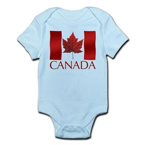 Canadian Baby Clothes   Accessories - CafePress 846444d82