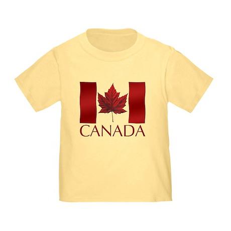 Canada Souvenir Baby T-shirt Infant Toddler