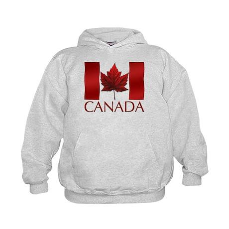 Canada Souvenir Kid's Hooded Sweatshirt Souvenir