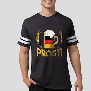 Prost German Flag Beer Lover Oktoberfest T-Shirt