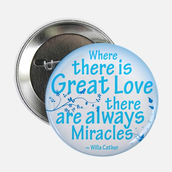 "Great Love 2.25"" Button"
