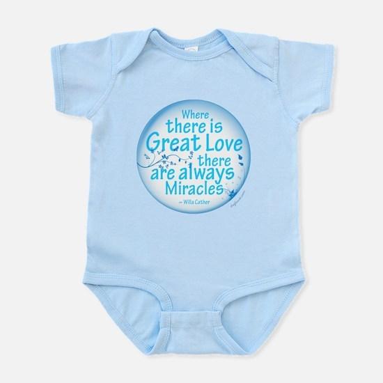 Great Love Infant Bodysuit