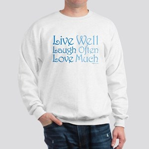 Live Well Sweatshirt