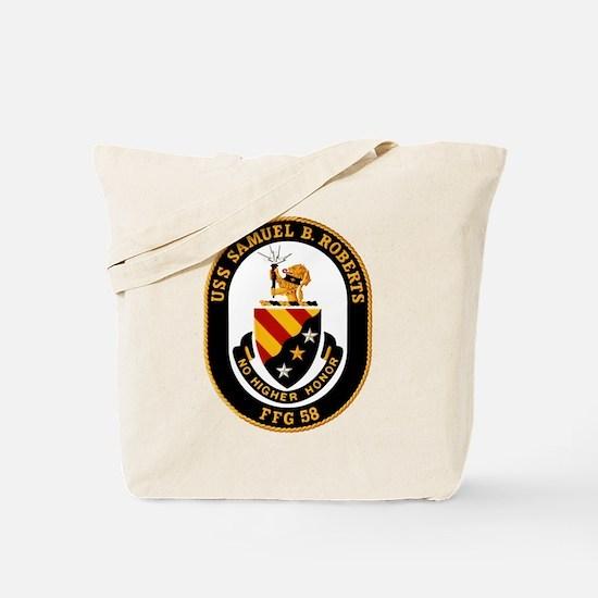 FFG-58 Roberts Tote Bag