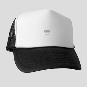 EXODUS  20:6 Trucker Hat